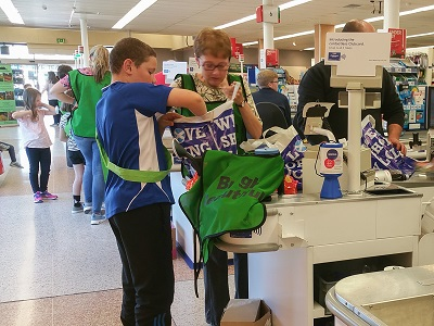 Tesco Bag Pack