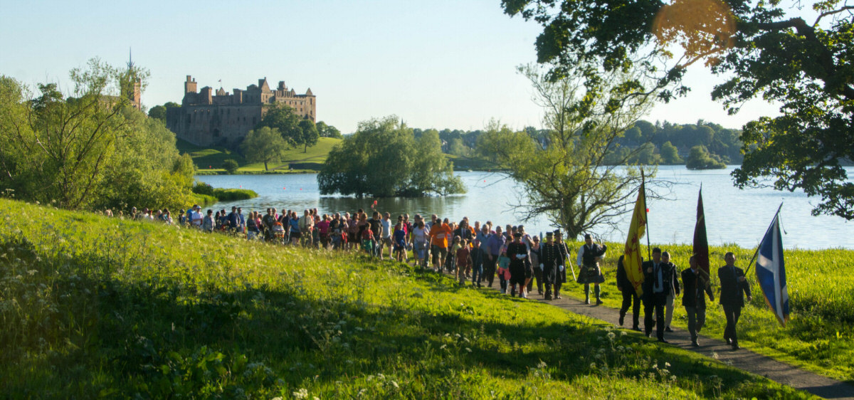 Perambulation of Linlithgow Marches